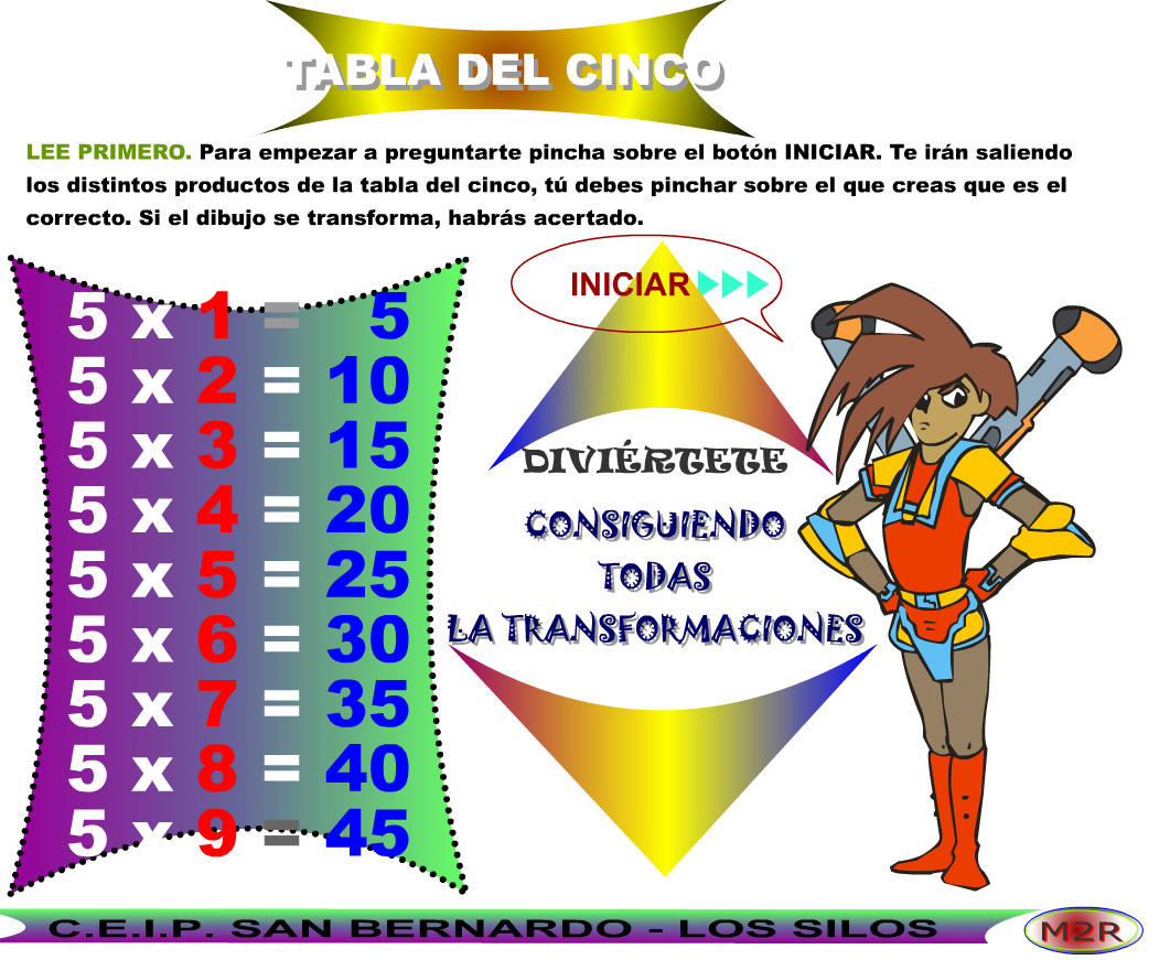 http://www.eltanquematematico.es/preguntatablas/cinco/cinco_p.html