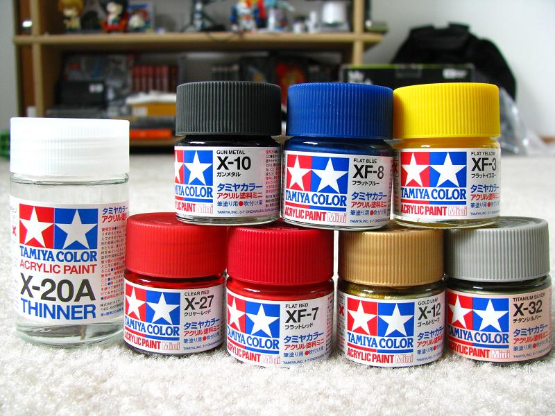 How To Spray Enamel Paint In Model Airbrush