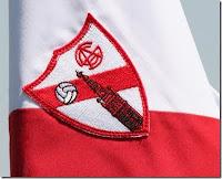 Resultado de imagen de escudo del sevilla atletico