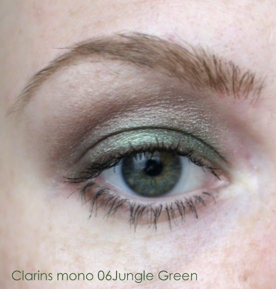 Jungle green Clarins