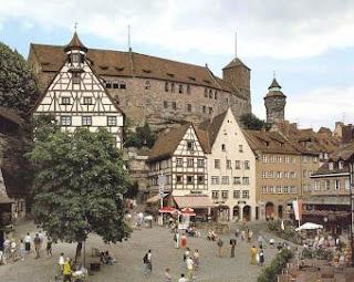 Castillo de Nuremberg (Kaiserburg)