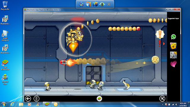 Download Jetpack Joyride for PC/Laptop (Windows 7/8.1/10 & MAC)