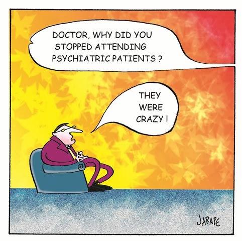 Psychiatric patients
