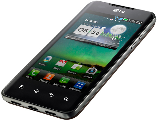 Inikah Ponsel Android Tercepat LG?