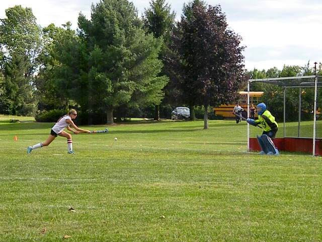 High school field hockey