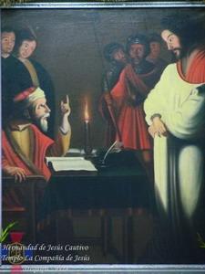 Miércoles Santo - Señor de la Sentencia - Templo La Merced