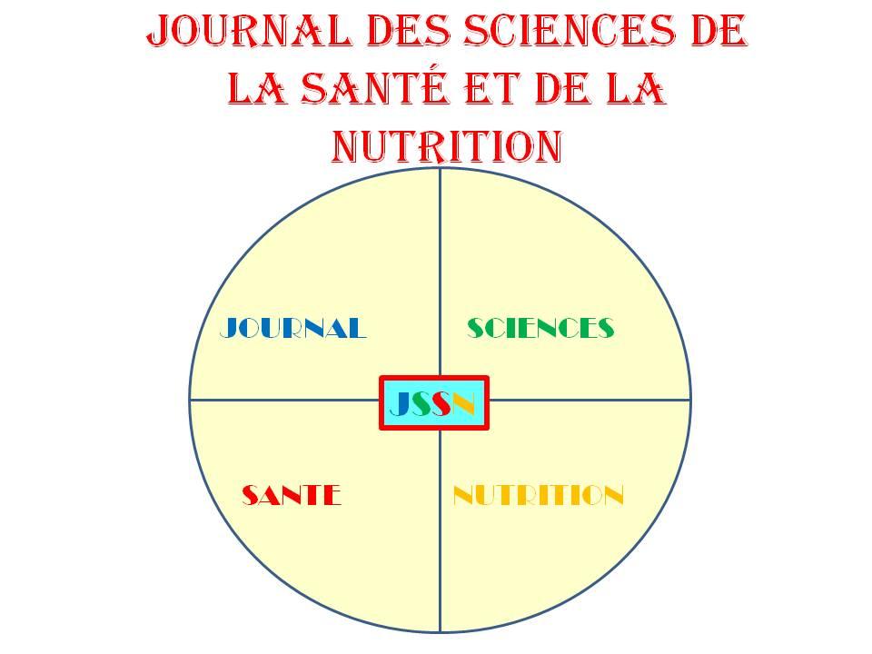 Journal des Sciences de la Santé et de Nutrition