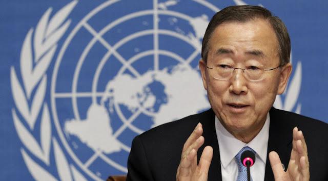 Secretario General de la ONU y Derecho Internacional
