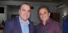 Airton Engster dos Santos e Fabiano Conte