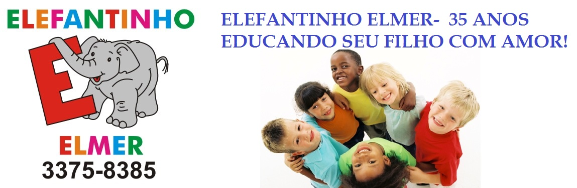 ELEFANTINHO ELMER