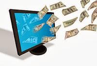 Gambar dapatkan penghasilan uang dollar dari website/blog dengan PPC  terbaik