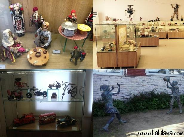 Konak Ümran Baradan Oyuncak Müzesi
