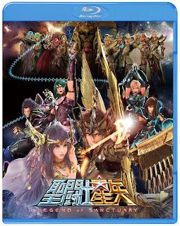 Los Caballeros del Zodiaco, BRrip, Subtitulada, 2014