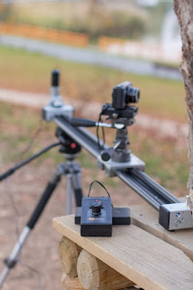 Timelapse Motorized Dolly