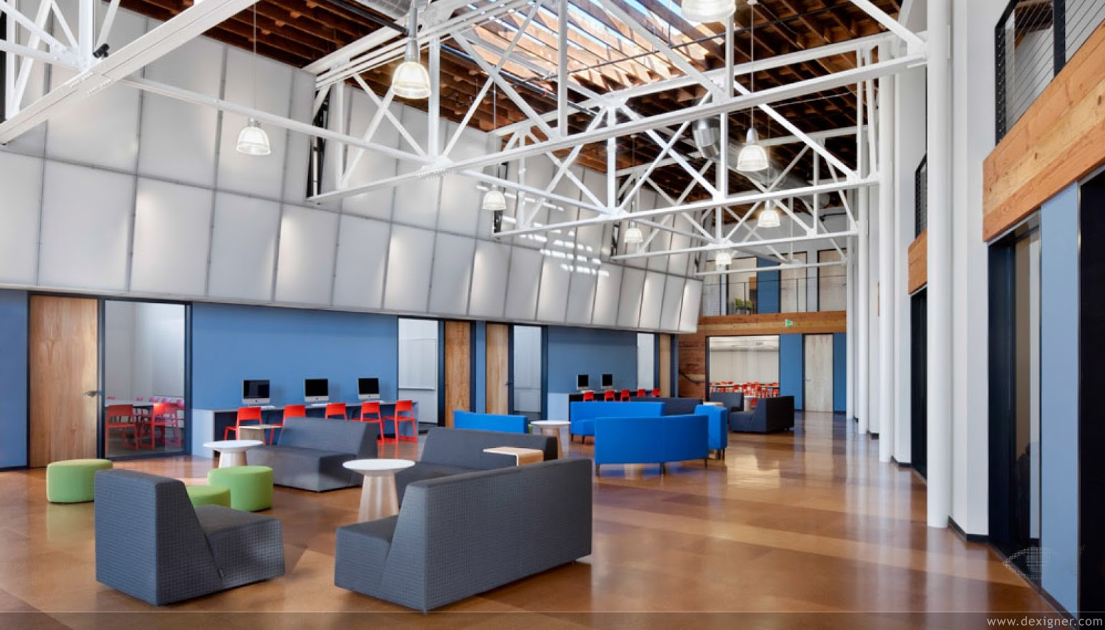 interior design of college Building Systems For