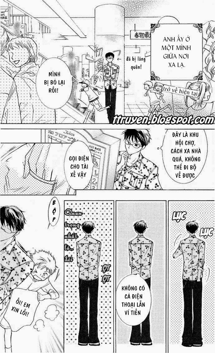 6 chàng trai và 1 cô gái-Chapter 28
