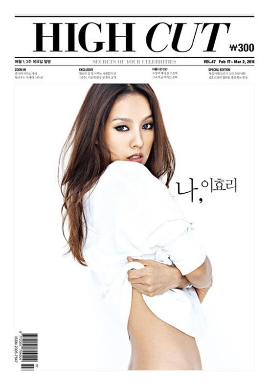 KoreanModel-LeeHyoRi