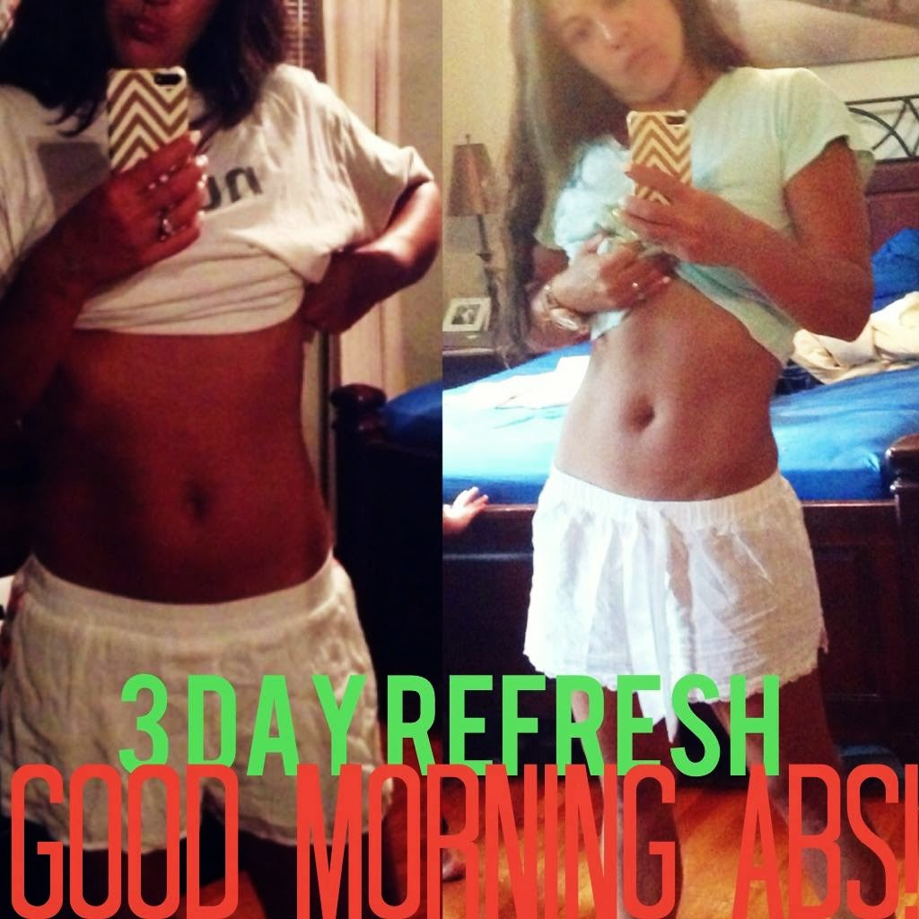 3 Day refresh , 3 day refresh results, Accountability , clean eating meal plan , A fit nurse , Alyssa Schomaker , Nutrition , Recipes , Shakeology , Support , Vacation Tips
