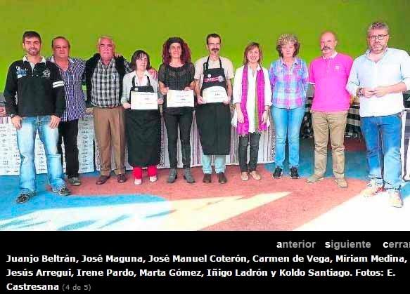 Gazta-Eguna-Trucíos-Turtzios-Representantes