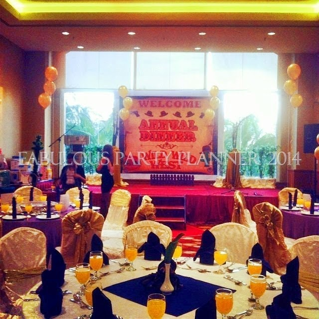 Fabulous party planner 002081333 d event services and for Annual day stage decoration images