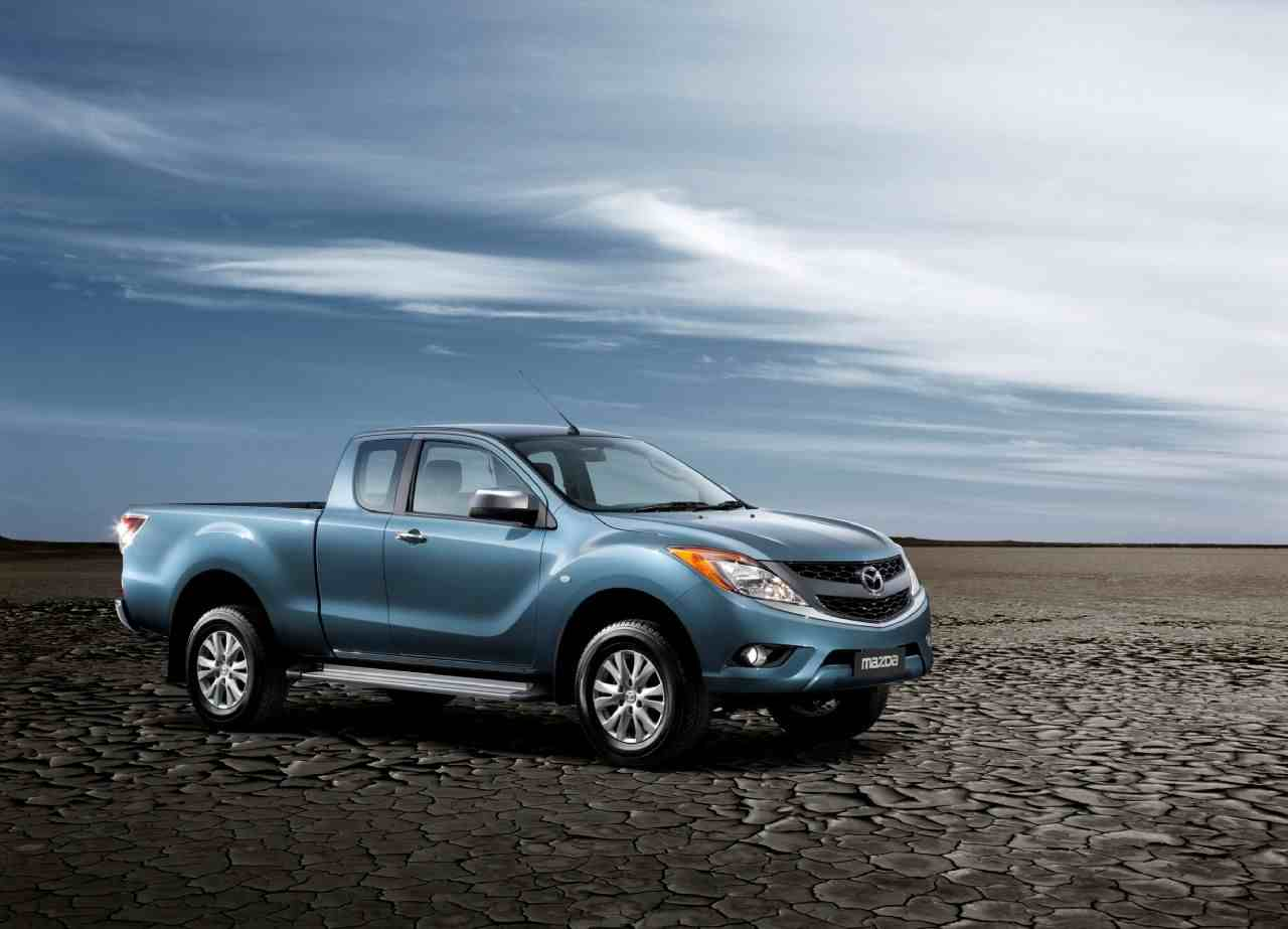 The Freestyle Cab version of the all-new Mazda BT-50 pick-up will make