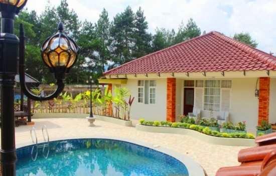 Maroon Suite Private Pool