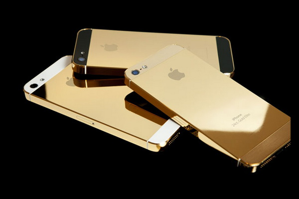 passion for luxury gold iphone by apple. Black Bedroom Furniture Sets. Home Design Ideas