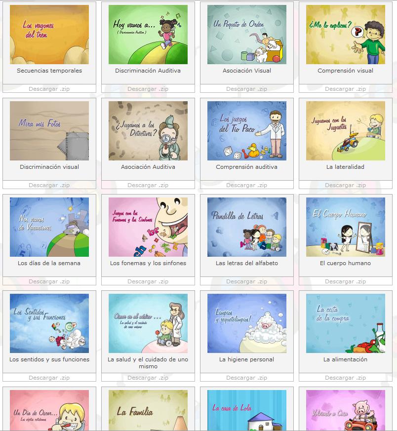 libro didactico infantil: