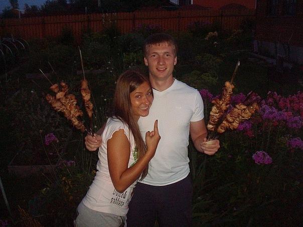 Валя Волкова и Кирилл Кудряшов фото