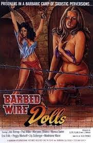 Barbed Wire Dolls (Frauengefängnis) (1975)