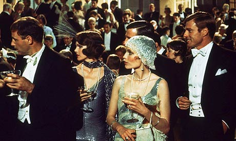 the great gatsby; symbols and motifs: parties (motif)