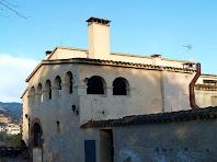Galeria porxada de Can Balasch de Baix
