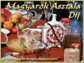 Magyarok Asztala Díj