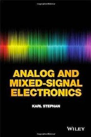 Analog and Mixed-Signal Electronics