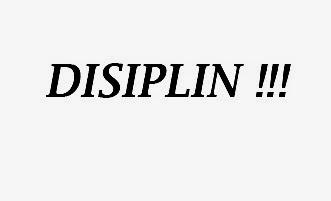 Pengertian Disiplin: Apa itu Disiplin?