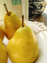Golden Fall Pears