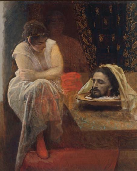 salome kramskoi painting