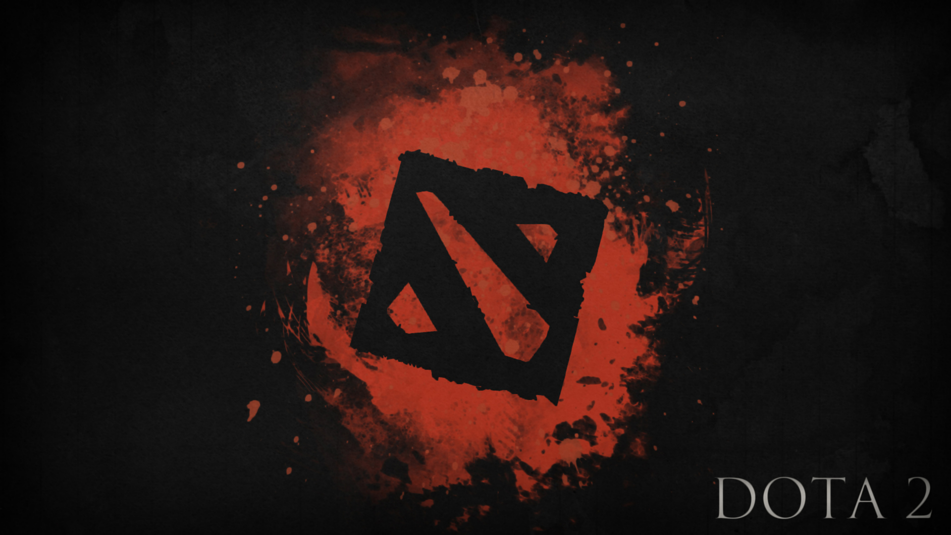 Dota 2 Logo 192... Dota 2 Logo Wallpaper Hd