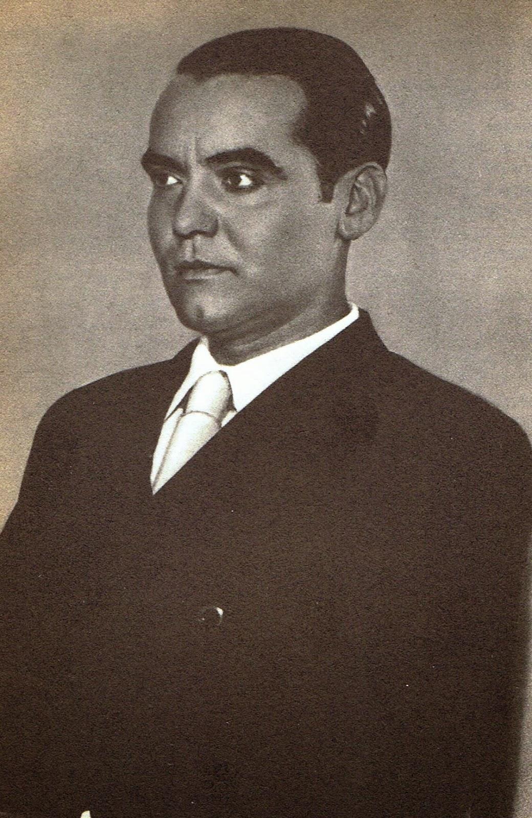 Lorca en Buenos Aires en 1934