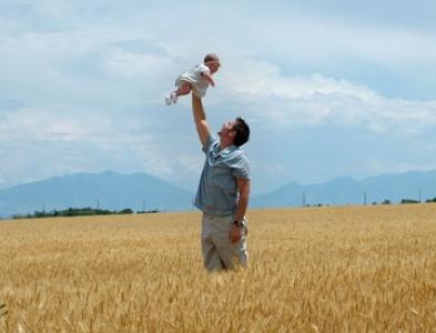 anak perempuan dan ayah