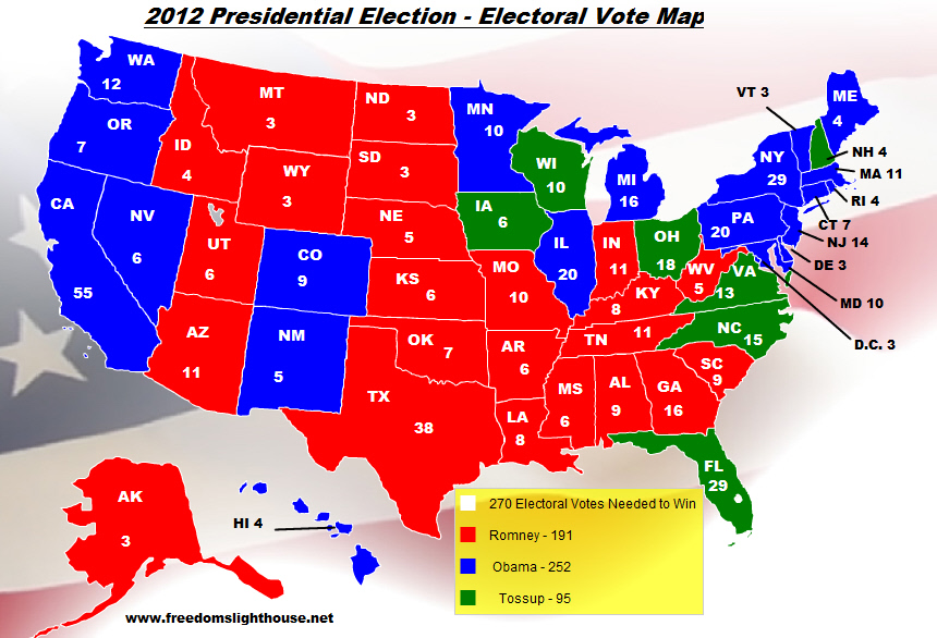 270 to win electoral college interactive map 2008 elections