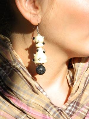 bijuterie contemporana, accesorii mireasa