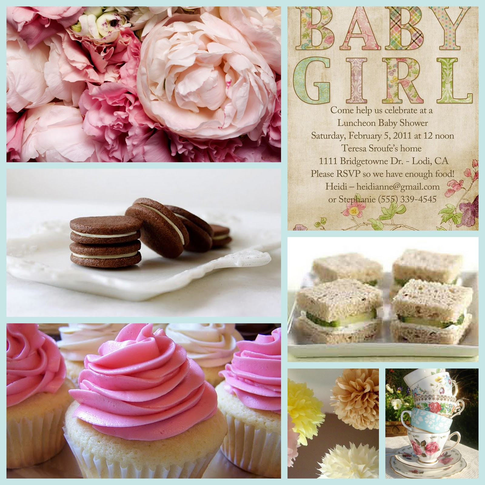 the love of cupcake blog simple girly and chic