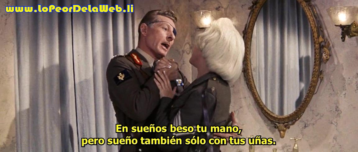 El Doble del General (On The Double / 1961 / Comedia)