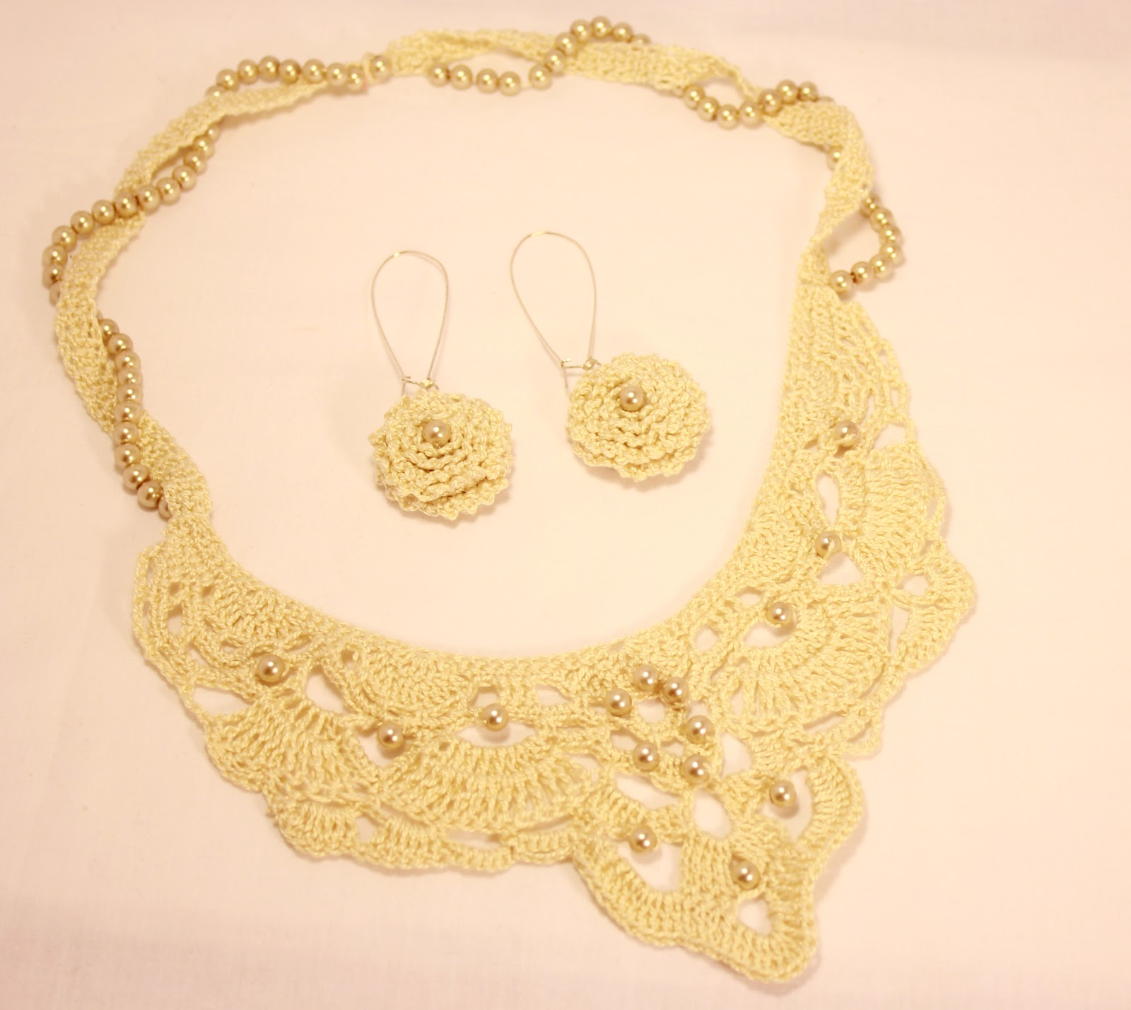 In Karapoozville: Crochet bib necklace diagram FREE