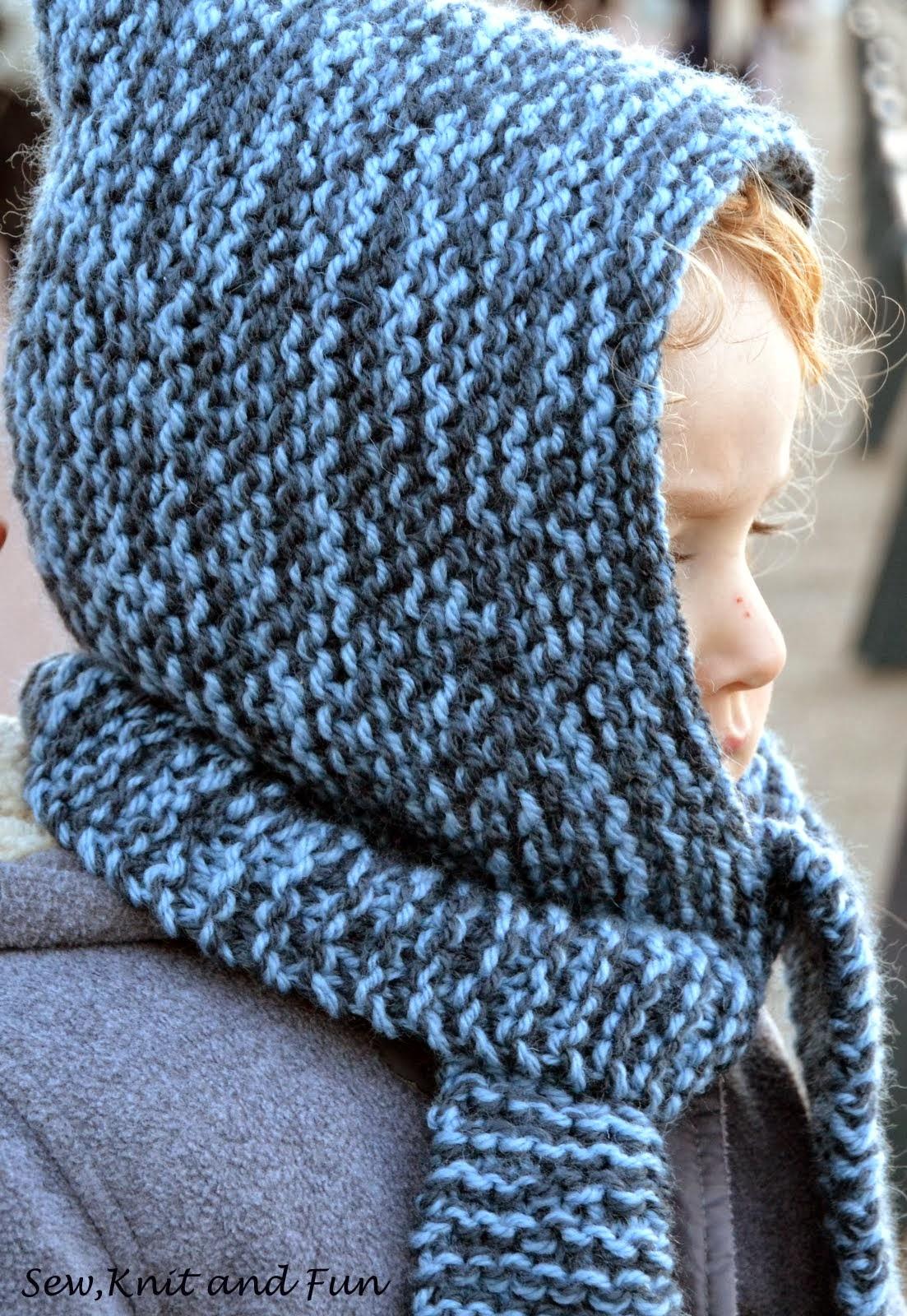 bonnet echarpe phildar