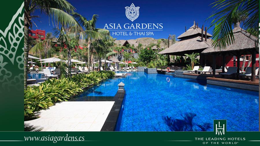Hotel de lujo asia gardens asia gardens uno de los - Hotel de lujo en granada ...