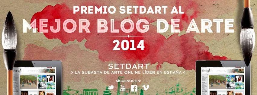 Blog de arte, El mejor blog de arte, 2014, Voa-Gallery, Yvonne Brochard, Setdart, subastas de arte,