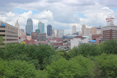 Image of Skyline downtown Kansas City
