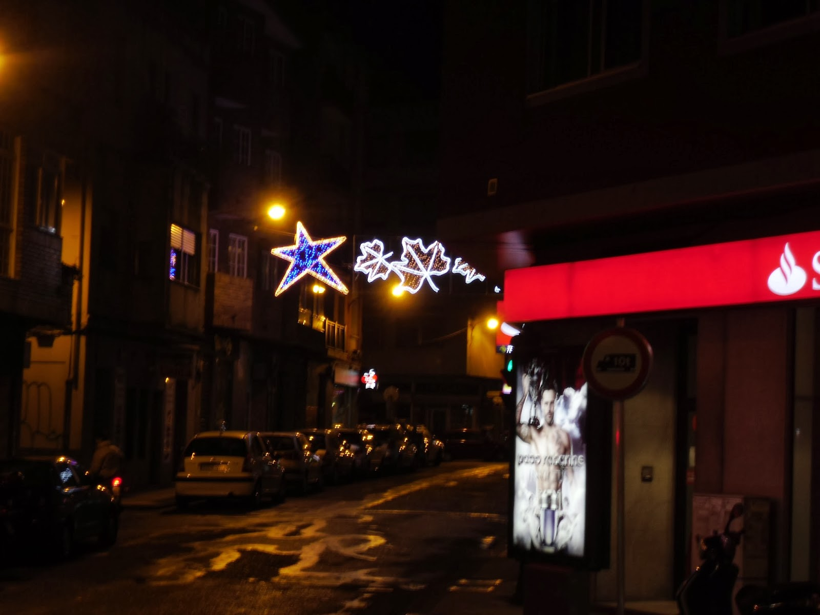 El vigo oculto las luces de navidad iv - Luces de navidad ...